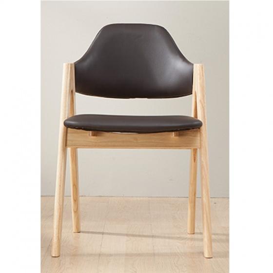 Ghế Emma gỗ cao su nhiều màu