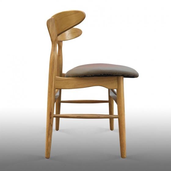 Ghế Suwon gỗ cao su nhiều màu