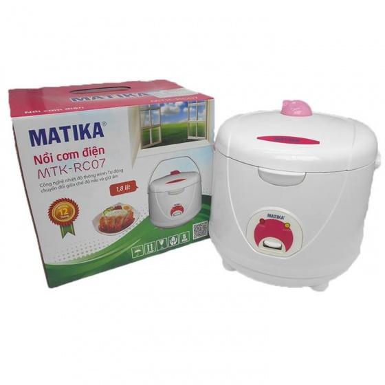 Nồi cơm điện Matika MTK-RC07