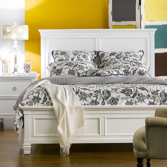 Giường đôi Tamarack 1m8