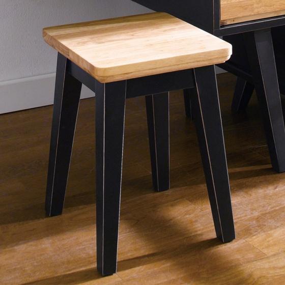 Bộ bàn trang điểm NB-Blue gỗ tự nhiên