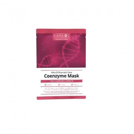Mặt nạ dưỡng da chiết xuất coenzyme Allut.D