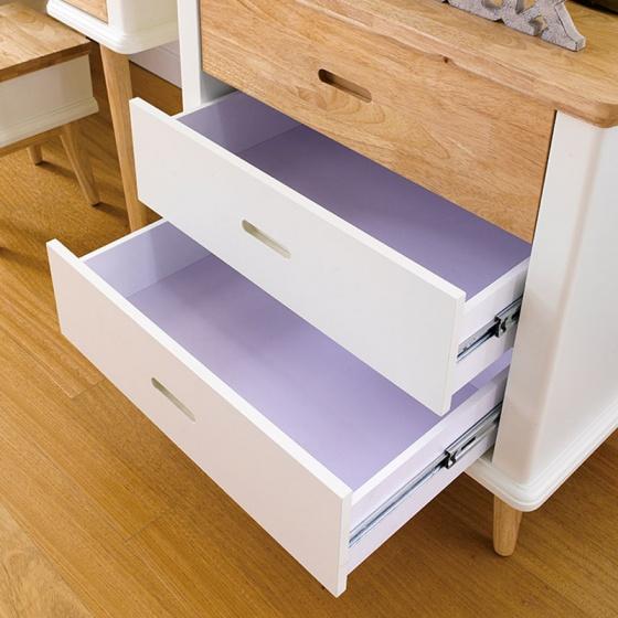 Tủ 3 ngăn kéo Vivid gỗ tự nhiên