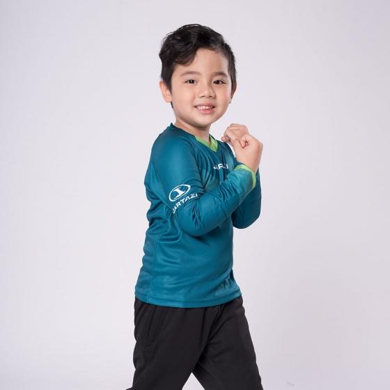 Áo thủ môn trẻ em Jartazi (Keeper Shirt Lima) JK3016PF