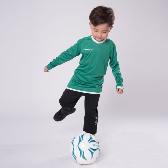 Áo thun thể thao trẻ em tay dài Jartazi (Game shirt long sleeves) JA4612-E1