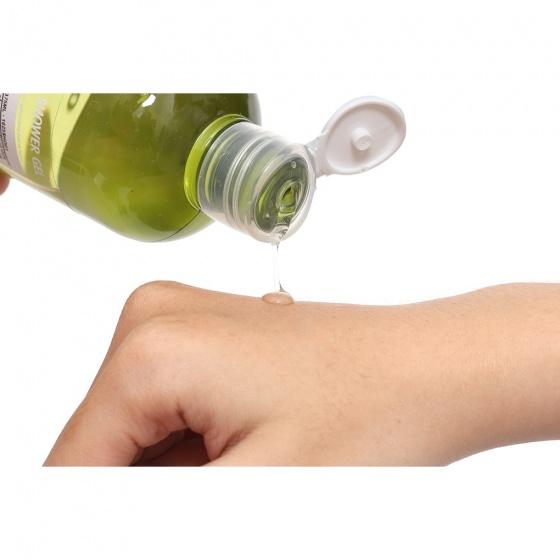 [Combo2os] Bộ 2 gel tắm chiết xuất Olive & Rong Biển Farmasi 375ml/chai