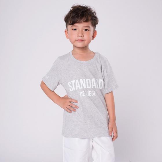 Áo thun trẻ em không cổ Standard Jartazi (Kid Standard Tshirt) LCK191001
