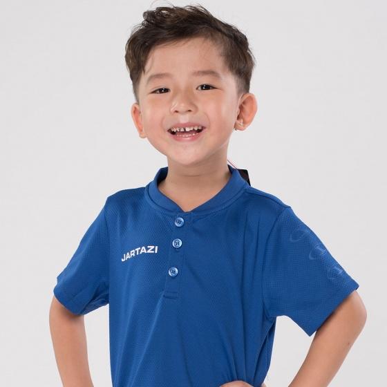 Áo Polo Roma thể thao trẻ em Jartazi (Poly Polo) JA2012-C1