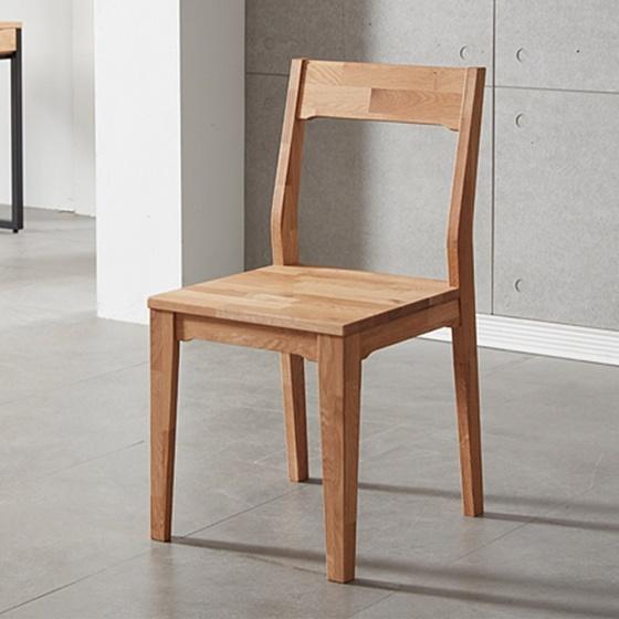 Ghế bàn ăn Calla gỗ cao su  - Cozino