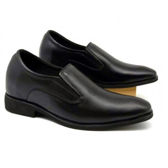 Giày lười công sở nam tăng chiều cao 6cm TH28M Lucacy