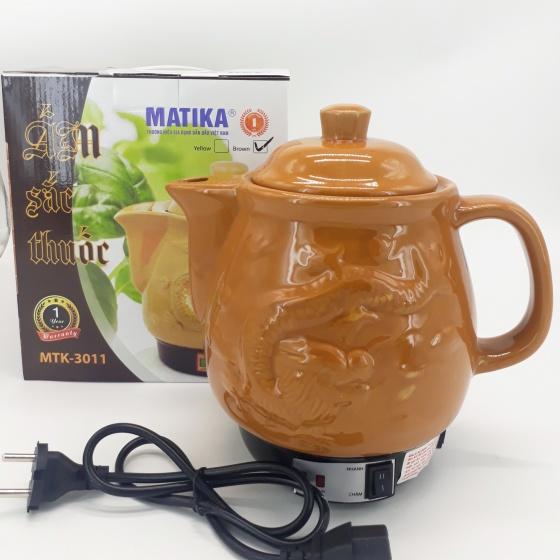 Ấm Sắc thuốc cao cấp Matika MTK-3011