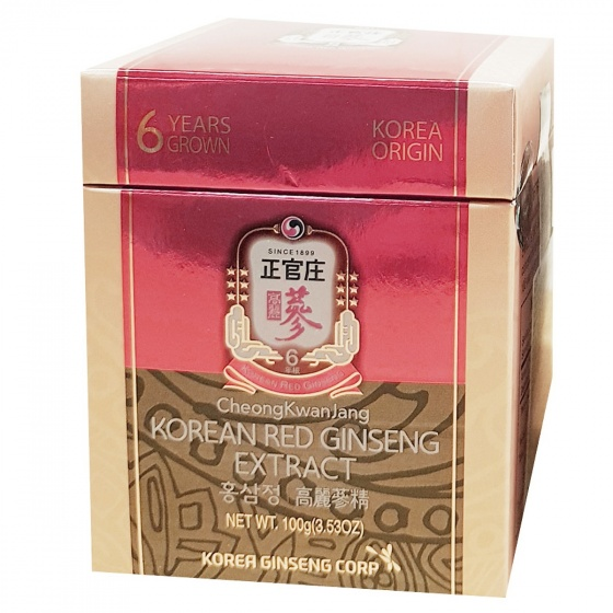 Tinh chất hồng sâm cô đặc KRG Extract 100g