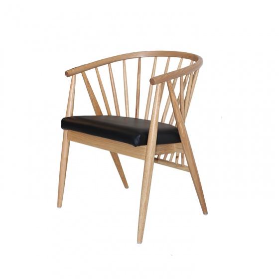 Bộ bàn ghế gỗ phòng khách Furnist Genny