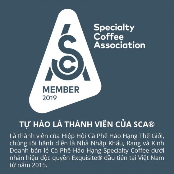 454g Thunder No.1 xay sẵn pha phin Gu Việt – 1864 CAFÉ®