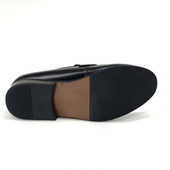 Giày tây nam đai dệp da bò nguyên tấm cao cấp N0110D Lucacy