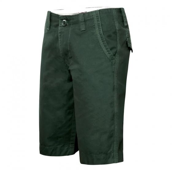 Quần short kaki nam cao cấp pigofashion PSK01 (màu rêu, tặng vớ)