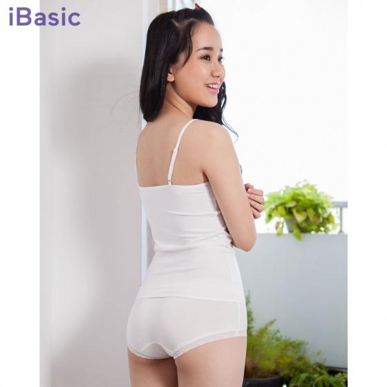Áo lót cami dài iBasic VA112