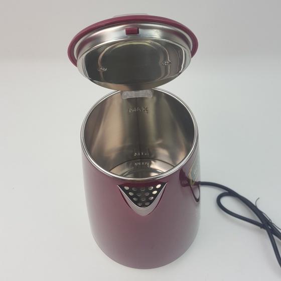 Ấm điện siêu tốc ủ giữ nhiệt cao cấp Matika MTK - 24