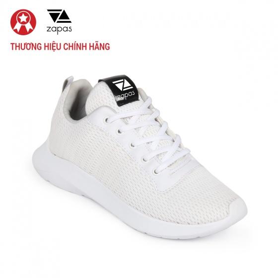 Giày thể thao nam Zapas Runner ZR006 (đen)