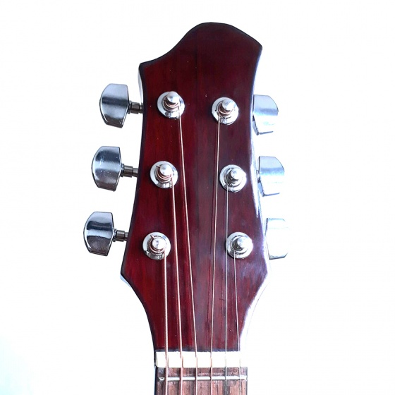 Đàn guitar acoustic DVE70 vàng cánh gián - Duy Guitar