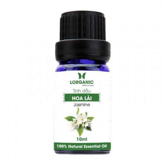 Tinh dầu hoa lài Lorganic Jasmine 10ml