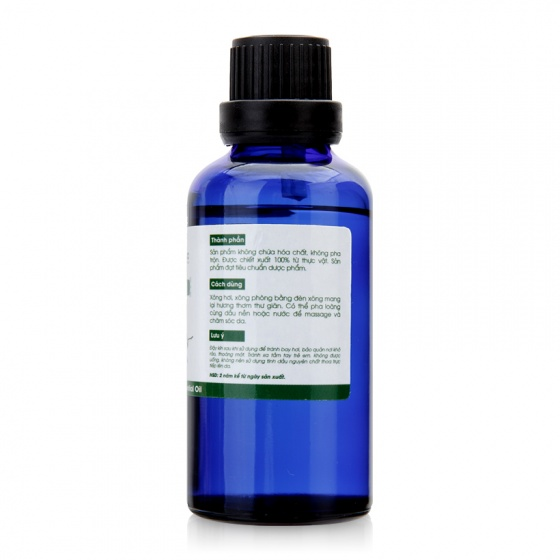 Tinh dầu bạch đàn chanh Lorganic Eucalyptus citriodora 50ml