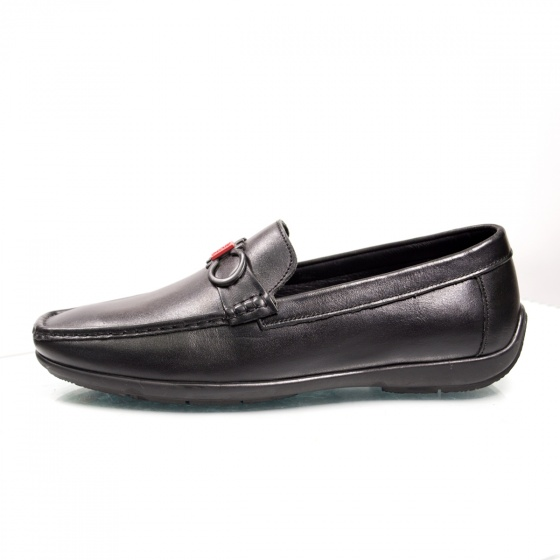 Giày mọi nam da bò thật GM12 - BH da 5 năm