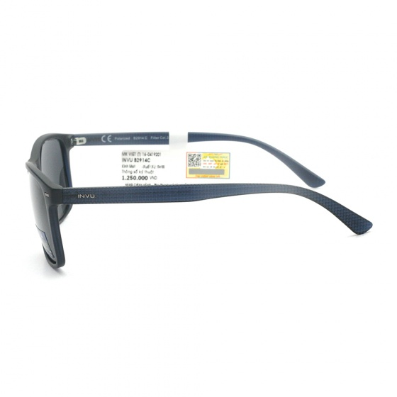 Mắt kính chính hãng của Thuỵ Sĩ thương hiệu Invu-B2914-C