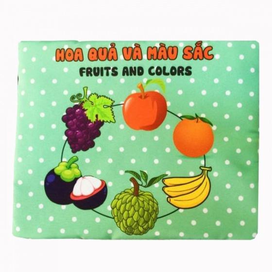 Sách vải hoa quả