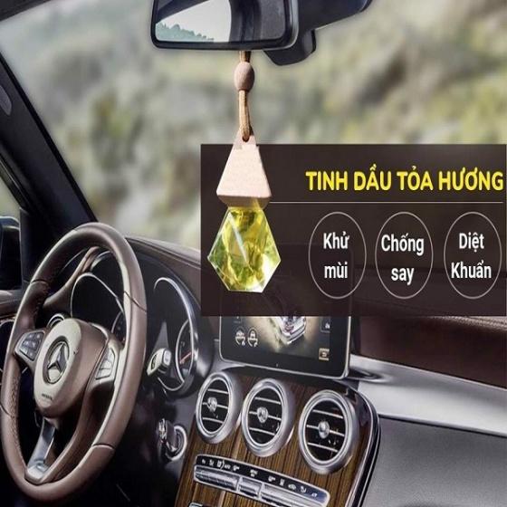Tinh dầu quế treo xe đẳng cấp thơm lâu giá rẻ