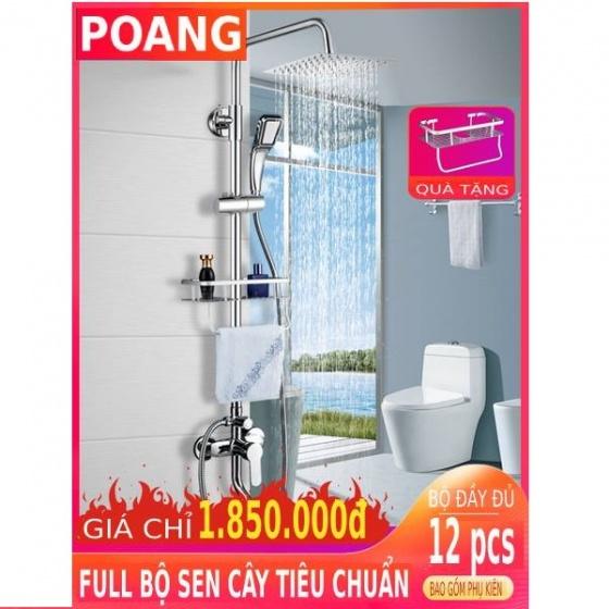 Bộ sen cây tiêu chuẩn Poang