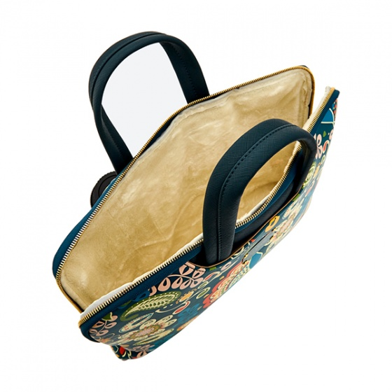 Túi lap Venuco Madrid M64 màu xanh lá