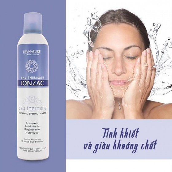 Xịt khoáng Eau Thermale Jonzac Thermal Spring Water 50ml
