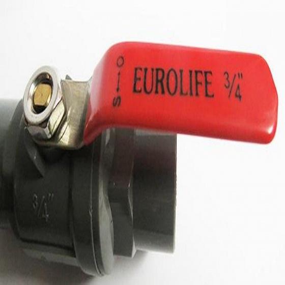 Bộ 5 van tay Inox  27 Eurolife EL-IN 27