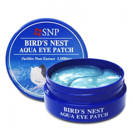 Miếng dưỡng da vùng mắt ngăn ngừa lão hóa - Bird's nest aqua eye patch