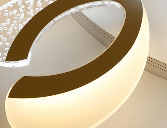 Đèn mâm ốp trần Led OP3M33 - Đèn trang trí Homelight
