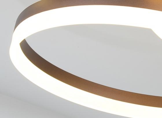 Đèn mâm ốp trần Led OP3M35D - Đèn trang trí Homelight