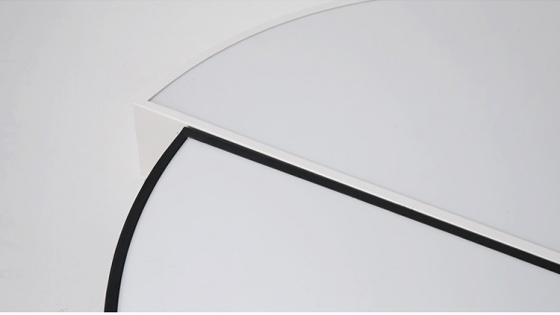 Đèn mâm ốp trần Led OP3M44 - Đèn trang trí Homelight