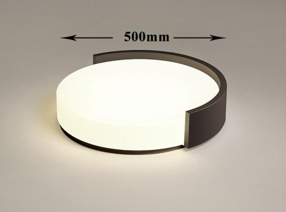 Đèn mâm ốp trần Led OP3M45D- Đèn trang trí Homelight