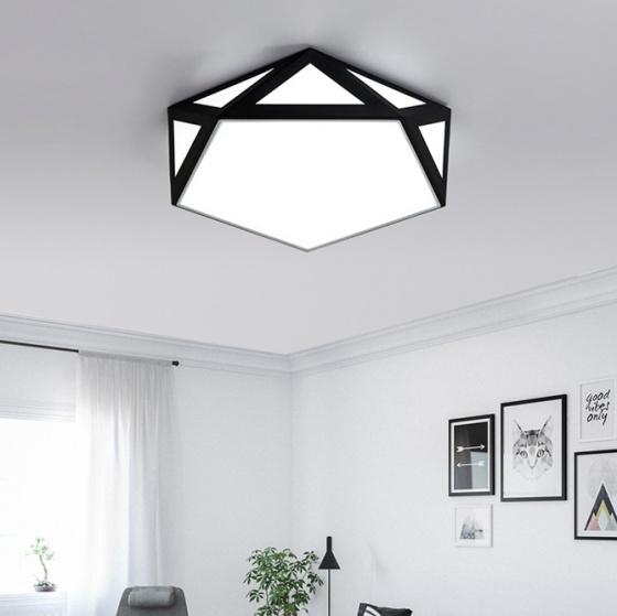Đèn mâm ốp trần Led OP3M49D- Đèn trang trí Homelight