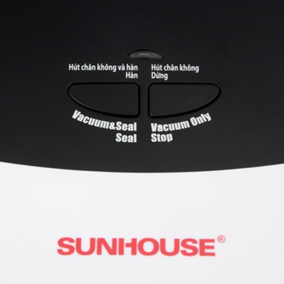 Máy hút chân không Sunhouse SHD5812 tặng túi hút chân không SHD0020C