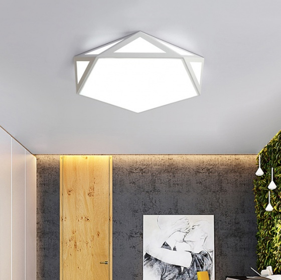 Đèn mâm ốp trần Led OP3M49T - Đèn trang trí Homelight