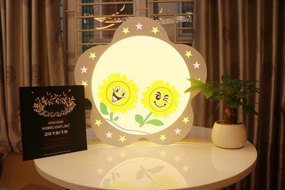 Đèn mâm ốp trần Led OP3M50- Đèn trang trí Homelight