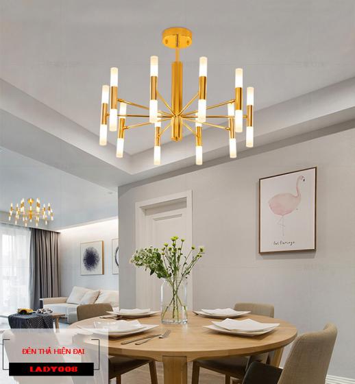 Đèn thả trần hiện đại - đèn thả led phòng khách  - LADY008-20