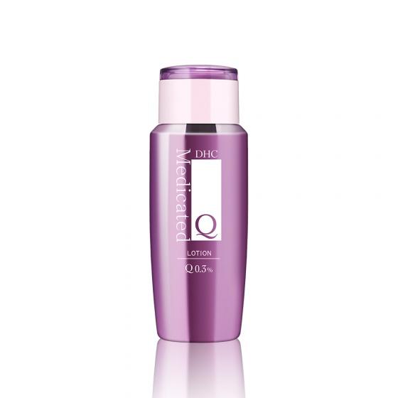 Nước hoa hồng siêu năng DHC Q Lotion 160ml