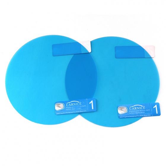 Miếng dán chống nước và chống lóa cho gương chiếu hậu hình tròn