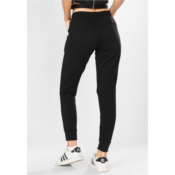 (SIÊU SALE) Quần thun dài jogger nữ Phúc An ba màu đen, xám, xanh 3008