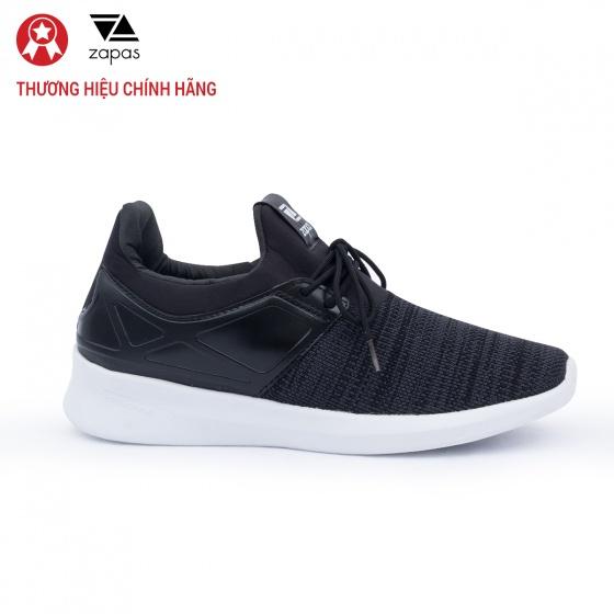 Giày nam, giày thể thao sneaker Zapas năng động cá tính siêu nhẹ thoáng khí - ZR012 (màu xám)