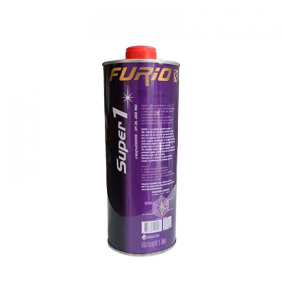Combo 2 chai nhớt xe máy tổng hợp BCP SUPER 1 - 10W40 SN - 1 lít tặng súc buồng đốt S-Ultra