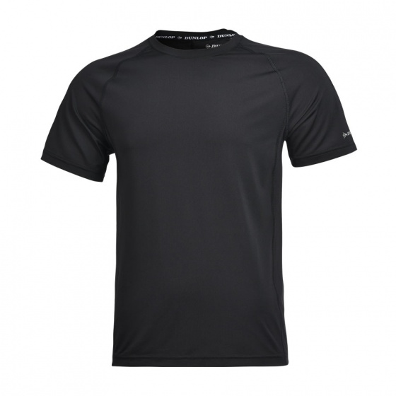 Áo thể thao nam Dunlop - DARUS9051-1-BK (Đen)